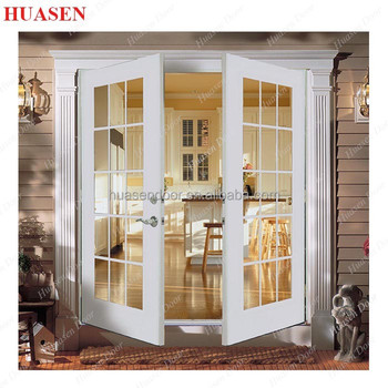 Double glass interior french swing doors buy double doors interior french swing doors lowes - Swinging double doors interior ...