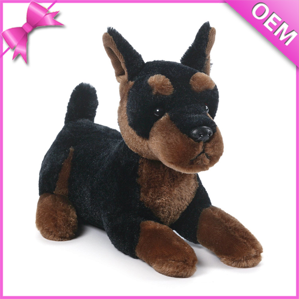 "10"" Standing Adorable Soft Dachshund Animated Dog, Plush Toy Dog Dachshund, Dachshund Plush Stuffed Dog"