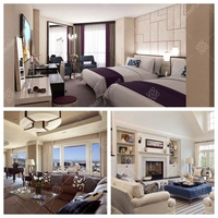 JW Marriott 5 Star Hotel Bedroom Furniture Manufacturer In China