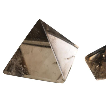 Wholesale natural clear rock clear quartz crystal pyramids crystal healing pyramids for sale