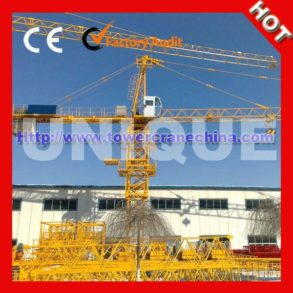Promotion!!! QTZ80 tower crane spare parts with discount price