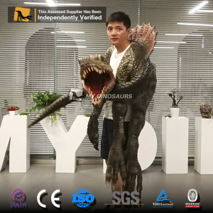 MY DINO-SP061 Artificial Animatronic Dinosaur Spinosaurus for Theme Park