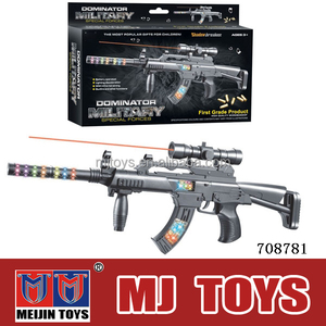 2015 latest Army style battery toy plastic toy gun safe gun for soldering plastic