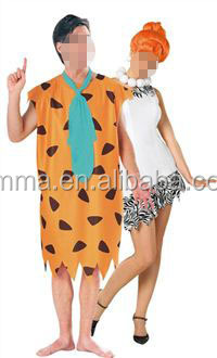 Fred and Wilma Flintstone Couples Costume 2 person costume camel CM-1666  sc 1 st  Alibaba & Fred And Wilma Flintstone Couples Costume 2 Person Costume Camel Cm ...