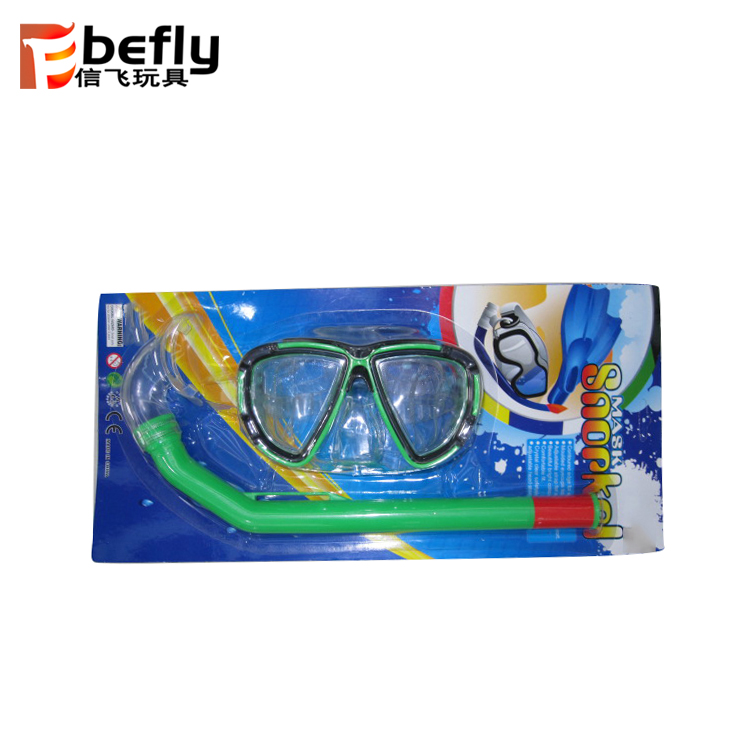 Kids swimming goggles plastic diving toy