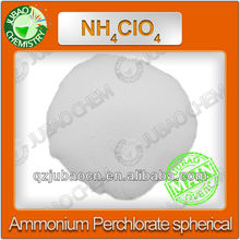 Venta de amonio perclorato spheriacal forrmual nh4clo4