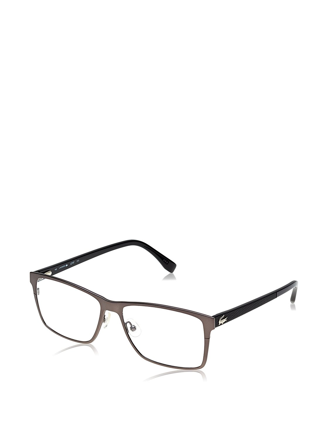 5ccbed9a1ed3 Get Quotations · Lacoste 2197 033 55mm Gunmetal Eyeglasses