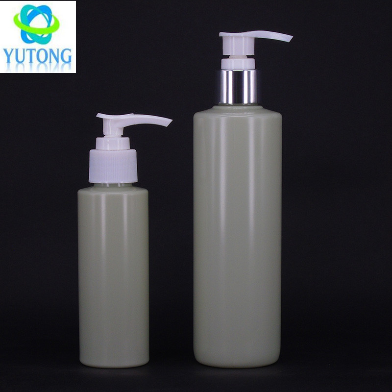 cosmetic acrylic lotion bottle 100ml plastic lotion bottle