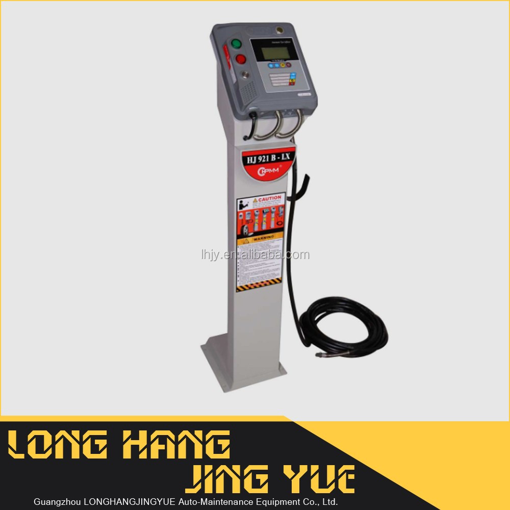 2016 Excellent Quality Cost Effective Oem Design Electric Air Coin-Operated Digital Tyre Inflator