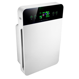 Multi Function Display PM2 5 Air Purifier For Smoking Room