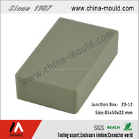 ABS plastic electronic junction box 100*60*25