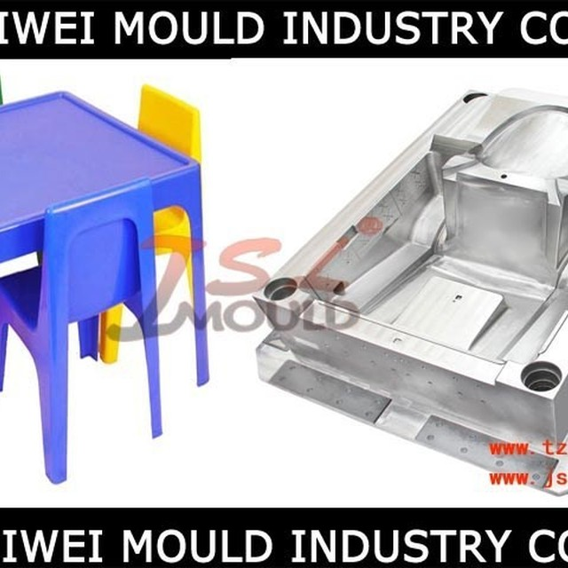 Plastic Chair And Table Mold Making/modern Outdoor Furniture Chair Mould/plastic  Chair Mould