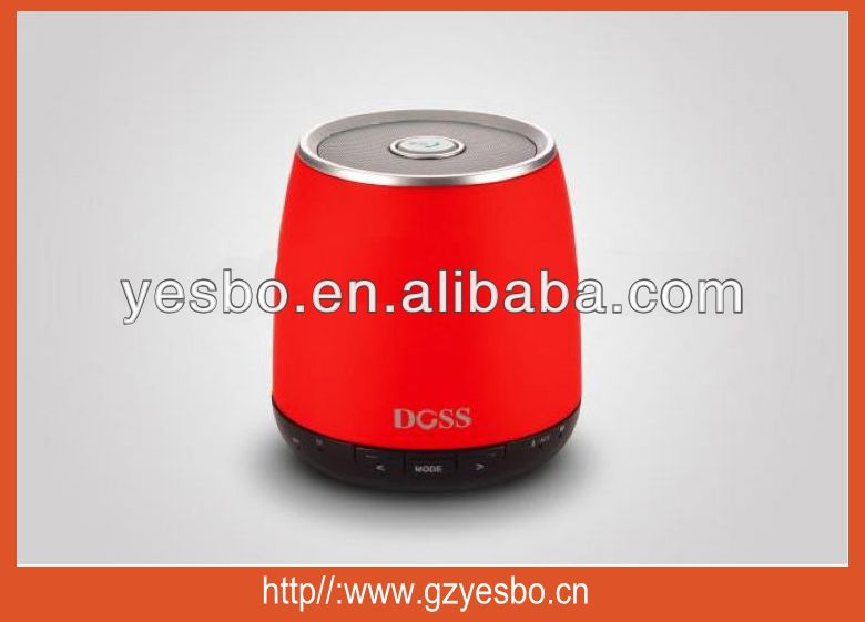 Gadget Portable Wireless Doss DS-1188 USB mini bluetooth speaker Compatible Micro SD/TF with fm radio handsfree wireless