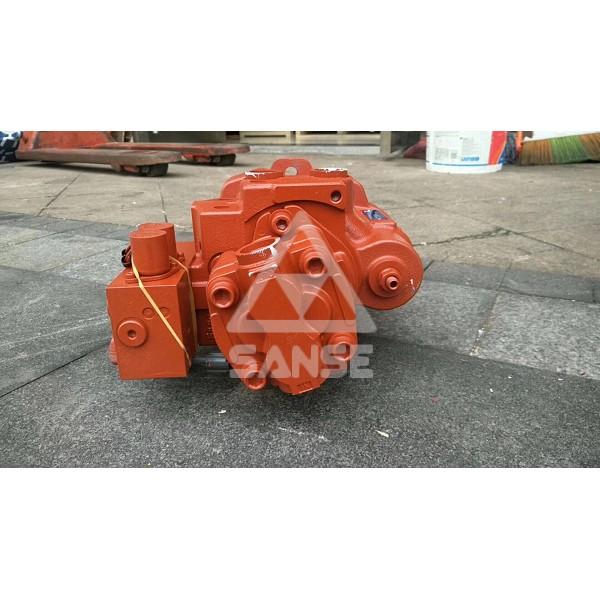 Original kyb psvd2-17e hydraulic pump mian for excavator kayaba psvd2-21 parts price list