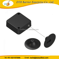 Anti-theft safety pull boxes for shop, mobile phone, retractable exhibit defend box