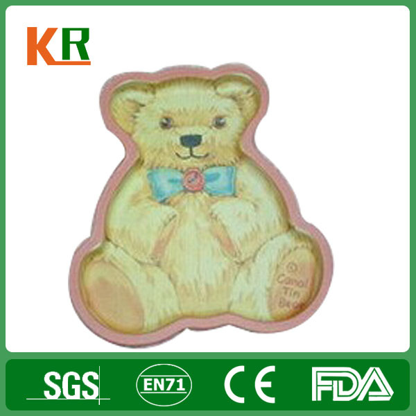 wholesale special bear shape candy can