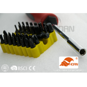 45-in-1 screwdriver bits set
