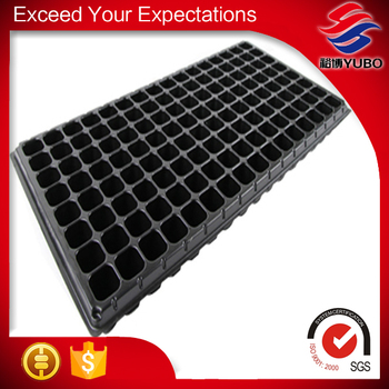 128 holes seedling plate of 1.0 mm thick