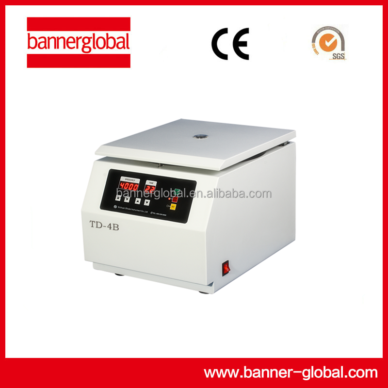 TD-5B low speed blood bank laboratory centrifuge equipment