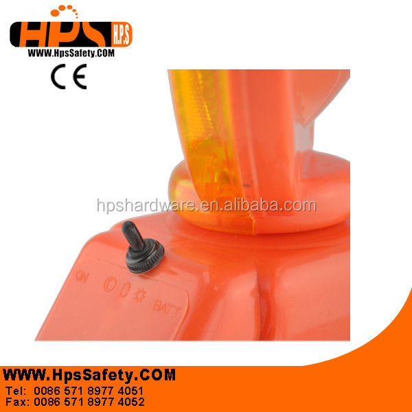 Highly Powerful Road Traffic Barrier Warning Lamp traffic lights For Street Warning