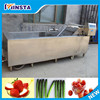 fruit and vegetable washer 2016 Chinese Multifunction fruit cleaning Machine