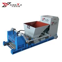 hollow core floor machines/precast concrete slab making machines