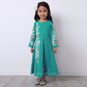 Best quality Baby Latest New Style Dress Designs Children Frock MLZ102