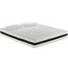 High elasticity memory foam compress zipper fitness mattress