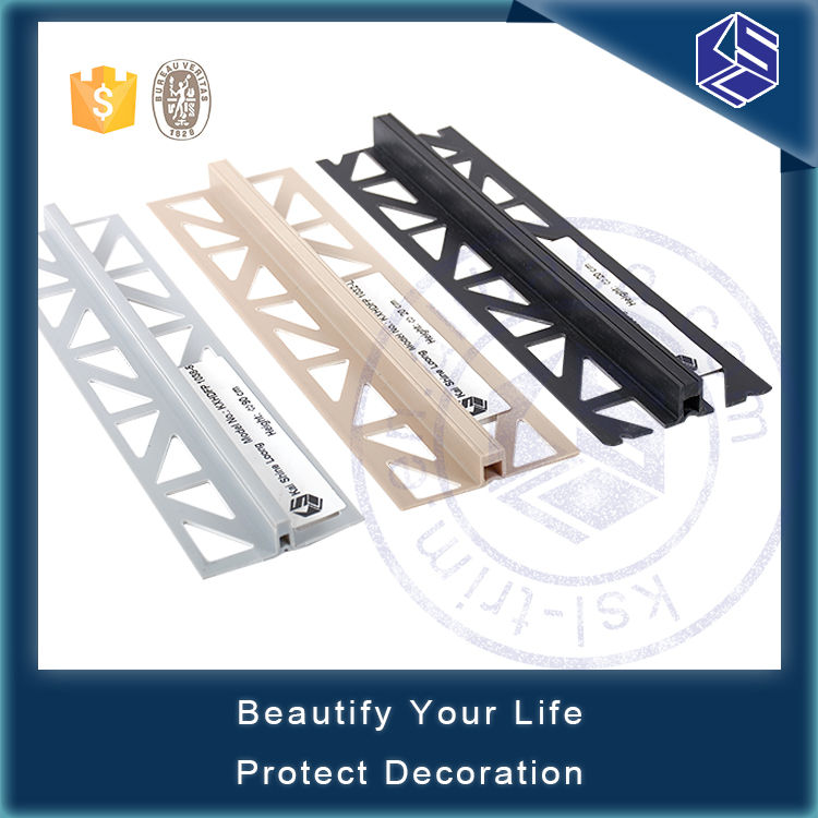 Floor expansion joint cover in high quality PVC