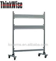 Moveable Slat rail desk management system - Thinkwise PF-C