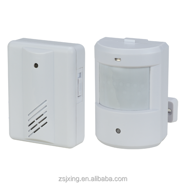 Wireless visitor alarm entry alert door chime source quality wireless pir motion sensor shop visitor door  sc 1 st  TUGBOATSF.INFO & Shop Door Entry Alert Image collections - Doors Design Ideas pezcame.com