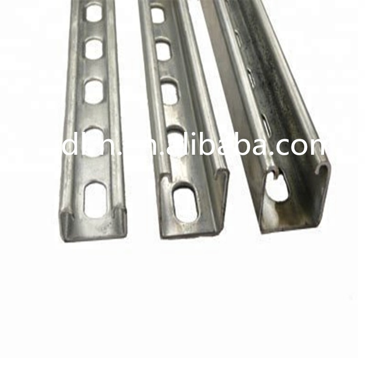 OEM Hengnuo Factory Directly Supply the Framework Bracket according to Halfen Standards