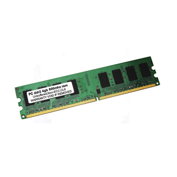 Taiwan products IN STOCK DDR2 4 gb ram for desktop