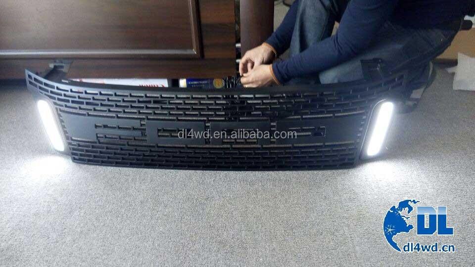 4wd offroad k hlergrill wache f r ford ranger car grills. Black Bedroom Furniture Sets. Home Design Ideas