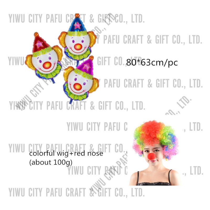 Cartoon Hats Toys & Hobbies 10pcs Sponge Ball Clown Nose For Christmas Halloween Costume Party Toy Skillful Manufacture