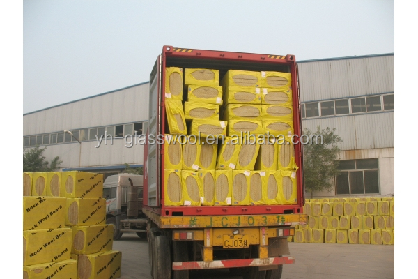 High density rock wool board and mineral wool board for for High density mineral wool