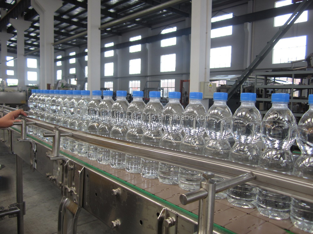 Water Purification Plant Cost/pure Water Bottle Filling Machine ...
