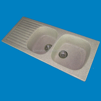 Factory Wholesale Artificial Stone Kitchen Sink / Composite ...