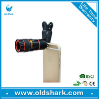 Mobile Phone Lens 8X Zoom Cell phone Telescope wide angle Camera Lens