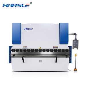 Harsle Type of WC67Y-300T/3200 hydraulic press brake to have a long standing reputation