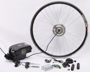 electric hub motor electric bike bicycle motor conversion kit 250w /350w with li-ion battery