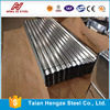 Chinese gi corrugated steel roofing sheet with Resonable price