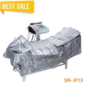 3 in 1 lymph drainage slimming fat infrared + pressotherapy + EMS slimming machine