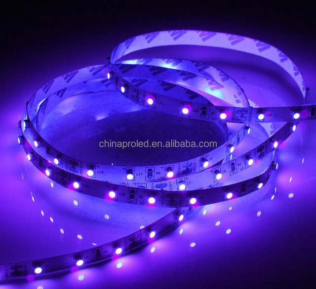 China ultraviolet light strip wholesale alibaba uv blacklight led light strip led ultraviolet purple light bulb 5050 smd 395nm 405nm dc aloadofball Gallery