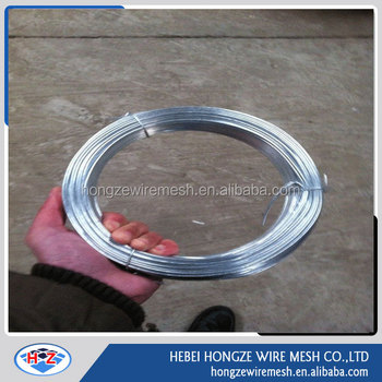 Customized electric galvanized iron wire
