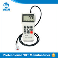High Quality Auto Digital Coating Paint Film Thickness Gauge With LED Backlight