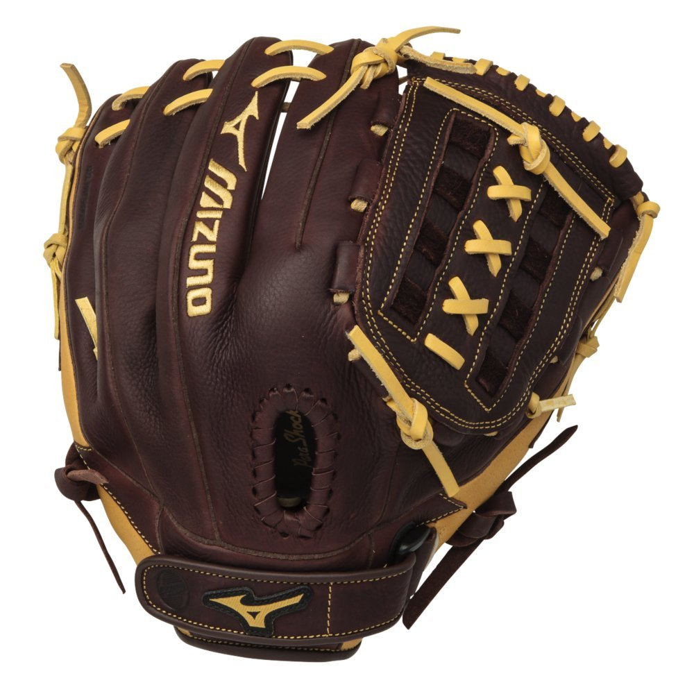 "Mizuno Franchise GFN1250S2 12.5"" Adult Infield/Utility Slowpitch or Fastpitch Softball Glove"