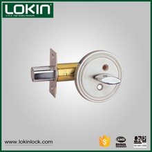 China manufacturer north american residential balcony dead bolts