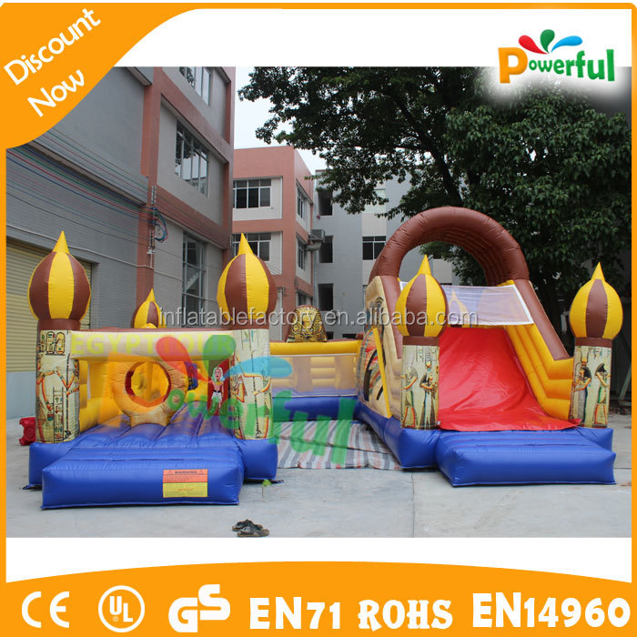NEW!! outdoor obstacle course equipment/inflatable obstacle course for kids and adults