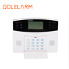 DHL free shipping SMS alert power off wireless intelligent Security/burglar security gsm auto dial alarm system